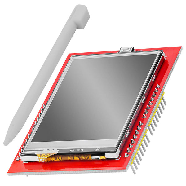 2.4 pulgadas TFT LCD Touch Display Shield Modulo Pantalla Tactil SPI TFT 240x320 ILI9341 5V