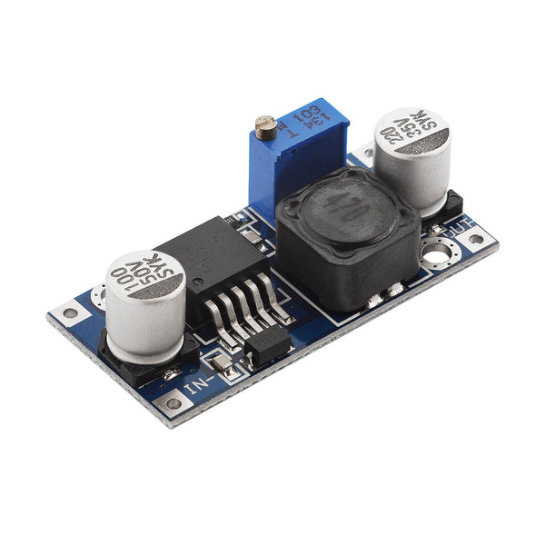 LM2596S DC-DC power supply adapter step down module for Arduino