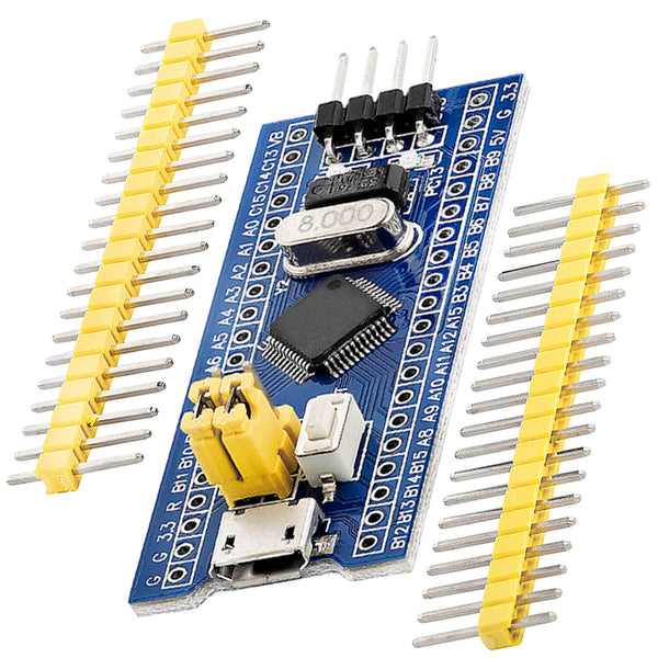 STM32 STM32F103C8T6 Development Board Module with ARM Cortex M3 processor for Arduino