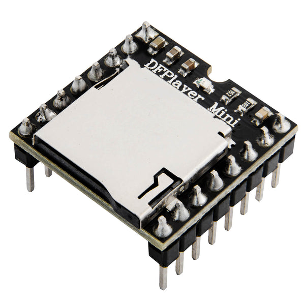 Mini modulo master DFPlayer di MP3 Player per Arduino