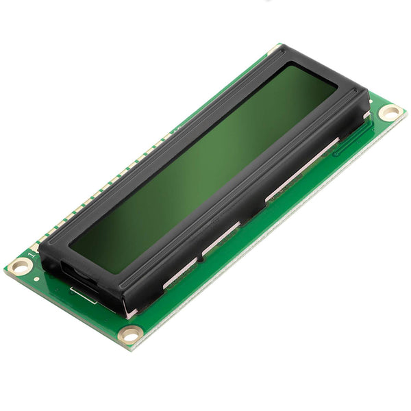 HD44780 1602 LCD Module Display 2x16 Characters for Arduino (with Green Background) Display AZ-Delivery 1x Display
