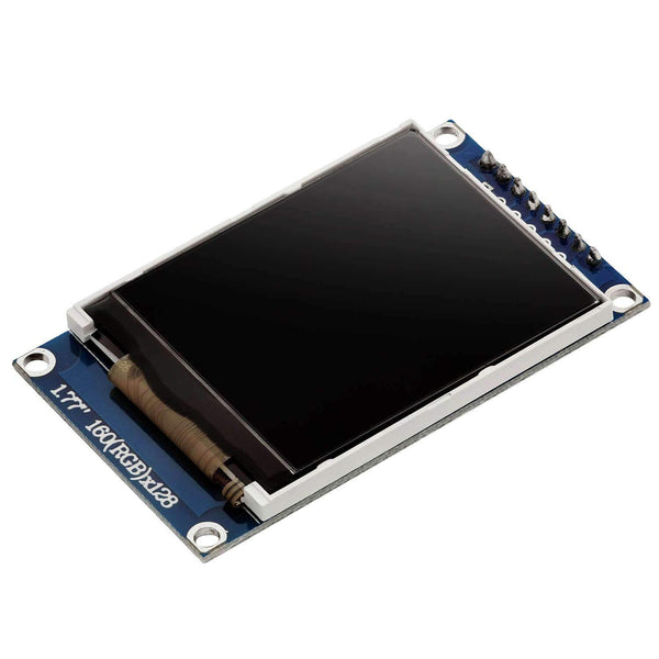 1.77 inch SPI TFT display and 128x160 pixels for Arduino Display AZ-Delivery 1x TFT