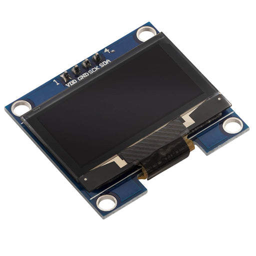 1,3 Zoll OLED I2C 128 x 64 Pixel Display für Arduino und Raspberry Pi Display AZ-Delivery 1x OLED