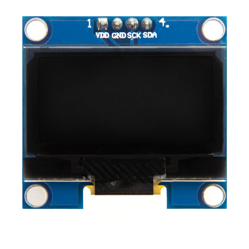 1,3 Zoll OLED I2C 128 x 64 Pixel Display für Arduino und Raspberry Pi Display AZ-Delivery
