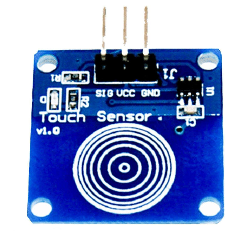 TTP223B Digitaler Kapazitiver Touch Sensor, Switch Modul für Arduino