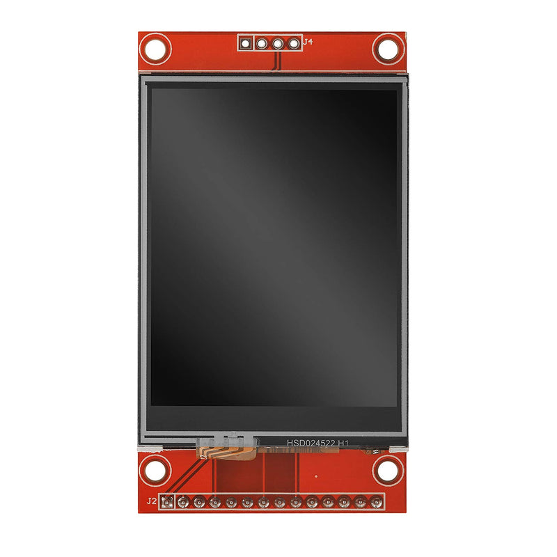 AZ-Touch wall enclosure set with 2.8 inch touchscreen for ESP8266 and ESP32