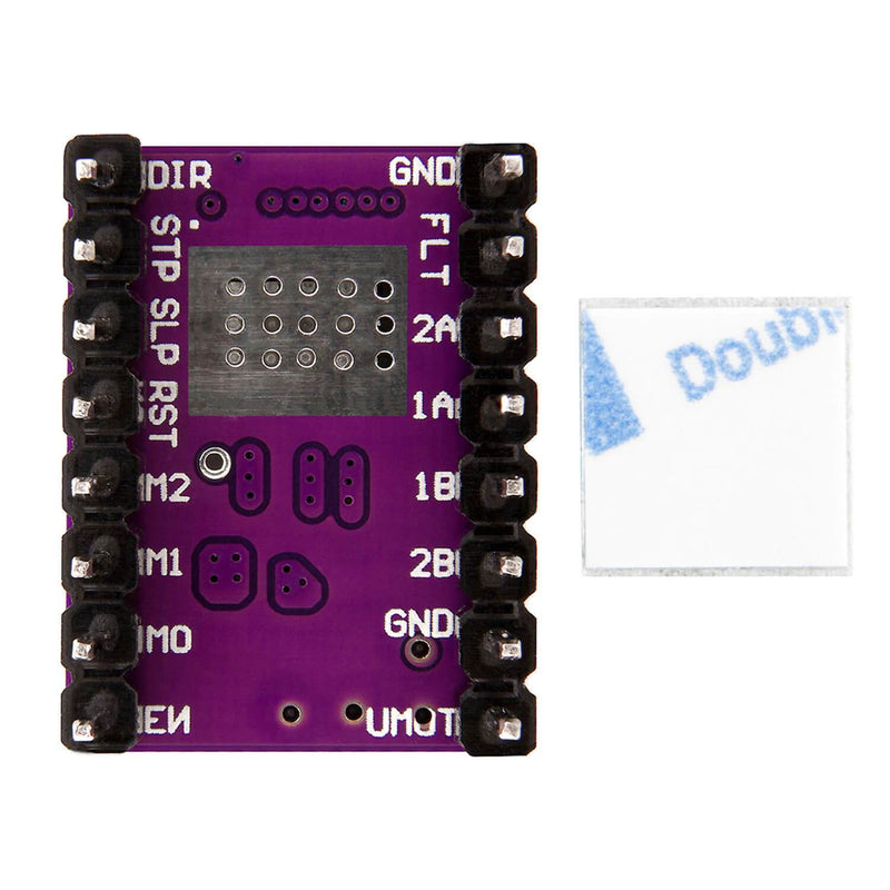 DRV8825 stepper motor driver module with heat sink, e.g. for RAMPS 1.4, CNC shield, 3D printer, Prusa Mendel Arduino accessories AZ-Delivery