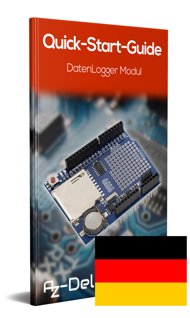 DatenLogger Modul Logging Shield