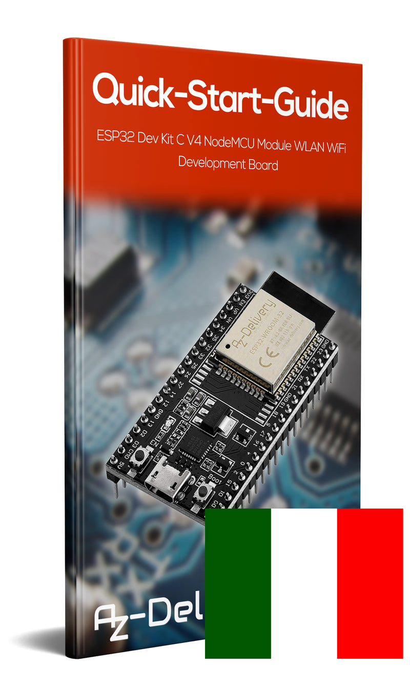 ESP-32 Dev Kit C V4