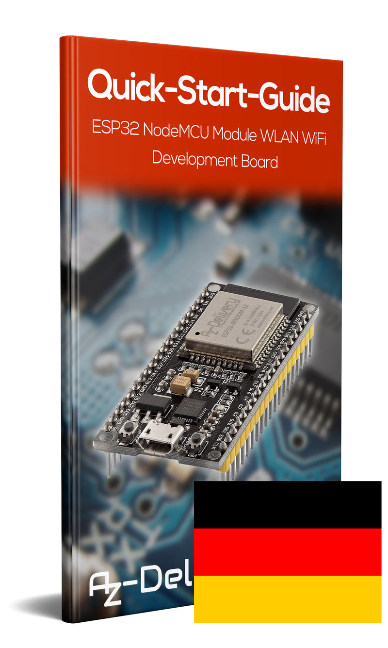 ESP-32 Dev Kit C