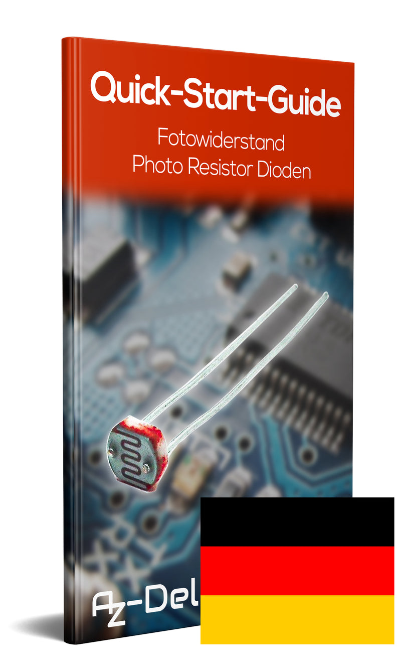 Fotowiderstand Photo Resistor Dioden