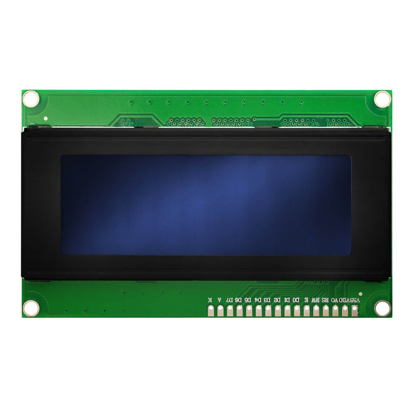HD44780 2004 LCD Display 4x20 Character Blue Display AZ-Delivery