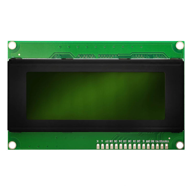 HD44780 2004 LCD Display 4x20 Character Green Display AZ-Delivery