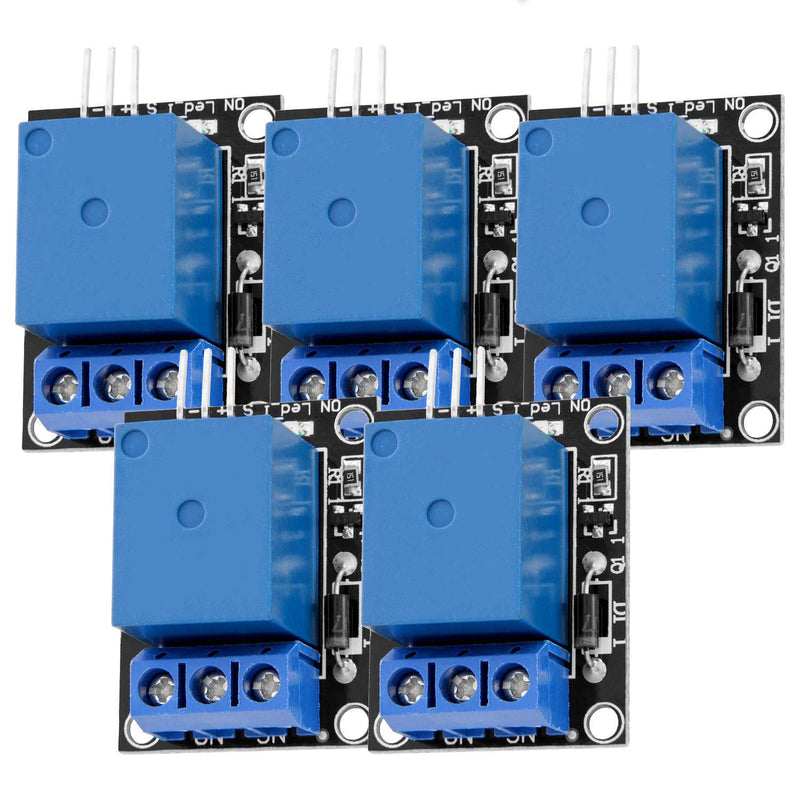 1-Relay 5V KY-019 Module High-Level Trigger for Arduino