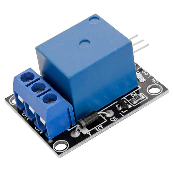1-Relay 5V KY-019 Module High-Level Trigger voor Arduino