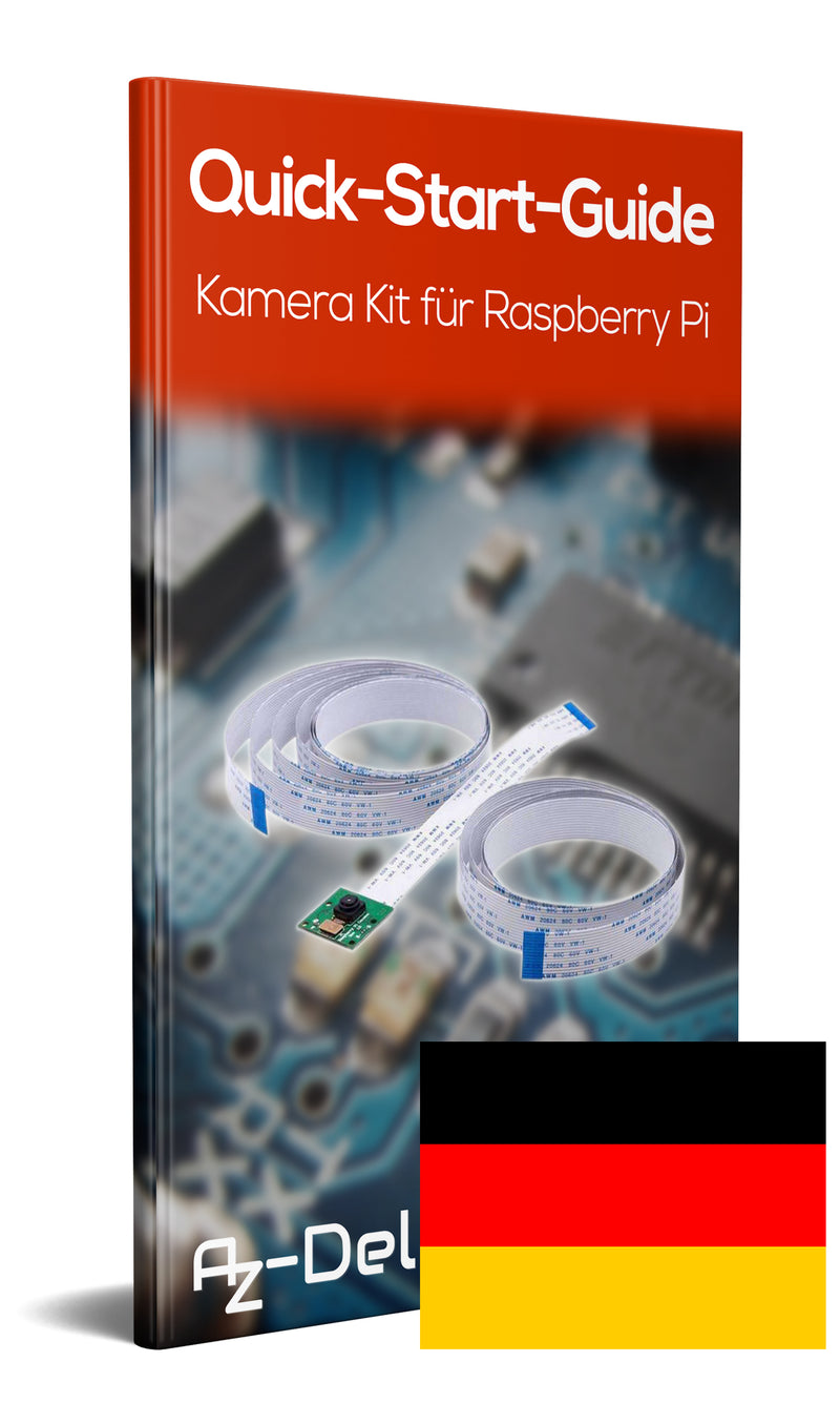 Kamera Kit für Raspberry Pi