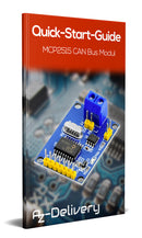 MCP2515 CAN Bus Modul