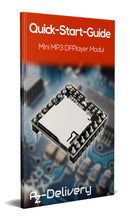 Mini MP3 Player DFPlayer Master Module für Arduino