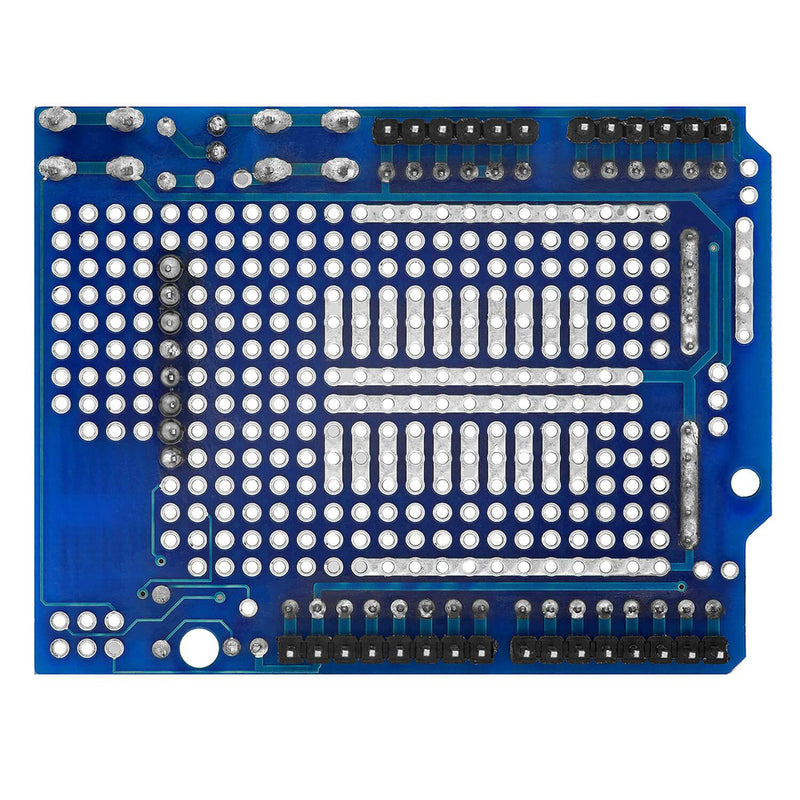 Prototyping Prototype Shield Mini Breadboard for Arduino UNO R3 Arduino Accessories AZ-Delivery
