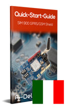 SIM 900 GPRS/GSM Shield for Arduino