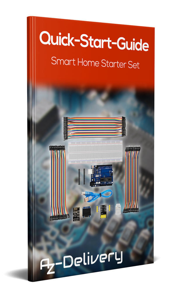 Kit de démarrage Smart Home