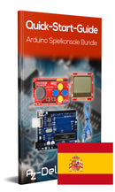 Arduino game console bundle