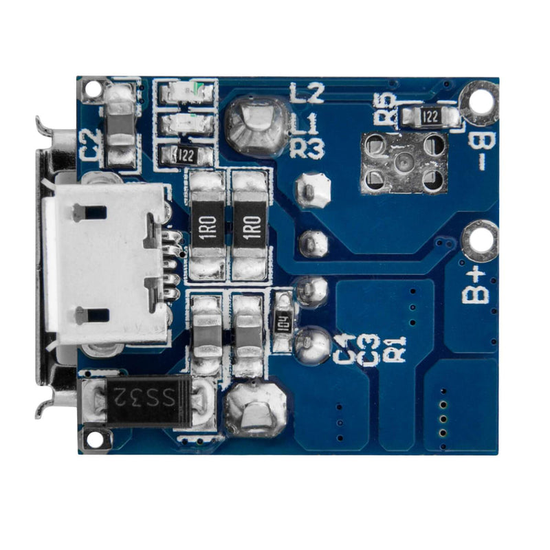 TP5400 Micro USB Power Bank Module Charge Controller en USB-poort voor Arduino Voeding AZ-Levering