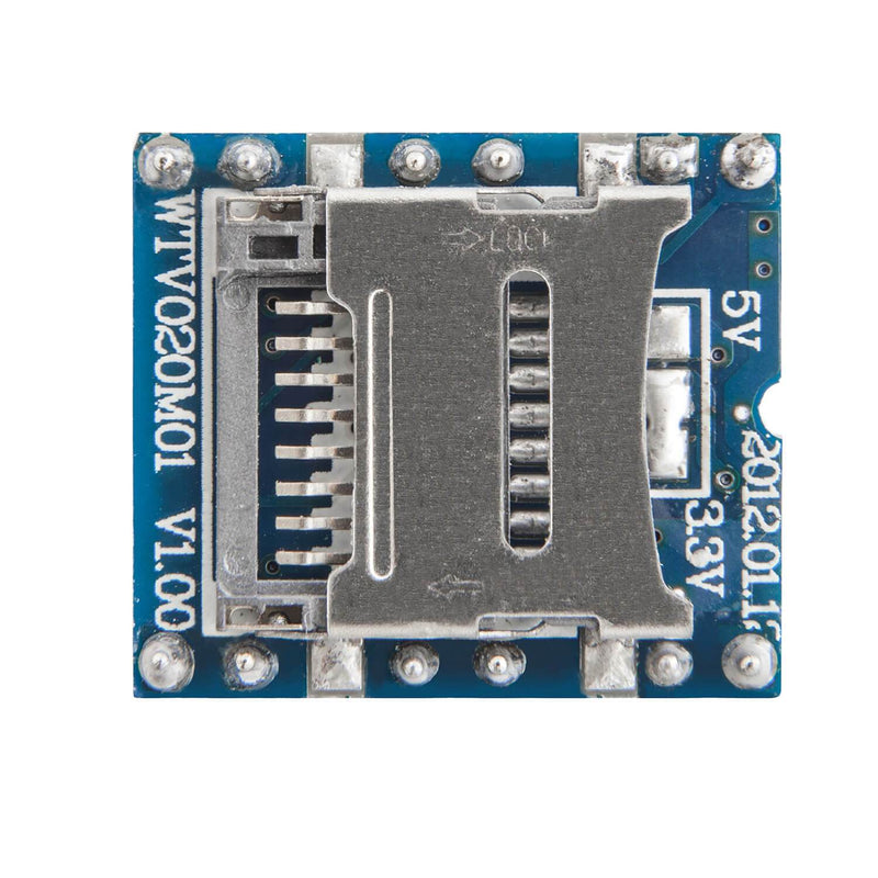 WTV020 Sound Audio Modul SD Card für Arduino AZ-Delivery