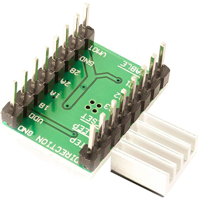 A4988 Step Motor Driver Module met Cooling Body Arduino Accessories AZ Delivery