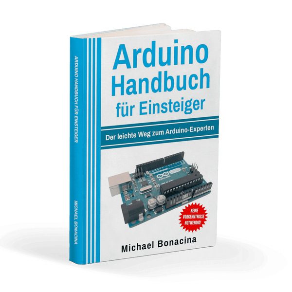 Arduino Handbook for beginners: The easy way to the Arduino expert books AZ-Delivery reading samples