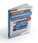 Arduino Compendium (hardcover book in color) AZ delivery