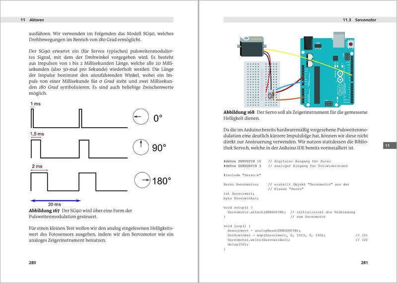 Arduino Compendium (hardcover book in color) Books BMU Verlag