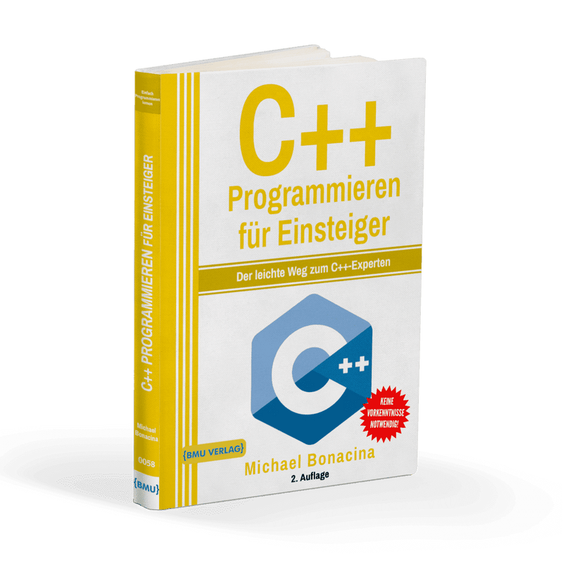 C++ Programming for Beginners: The Easy Way to the C++ Expert AZ-Delivery Reading Sample
