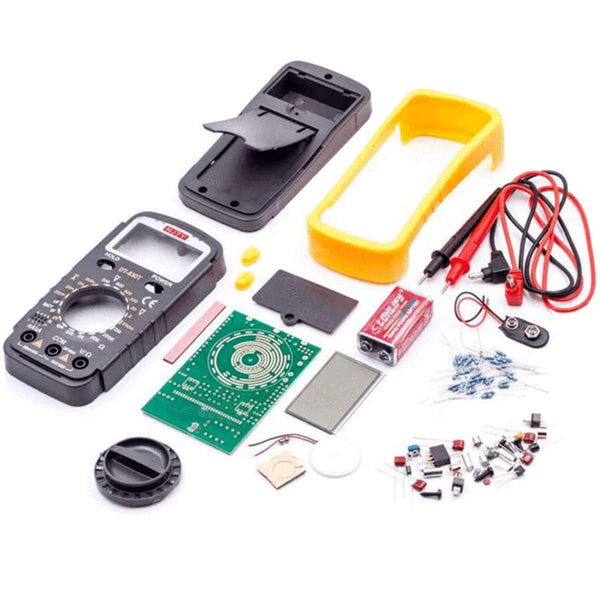 Digitales Multimeter Kit - Bausatz Basis Produkte AZ-Delivery 1x Kit