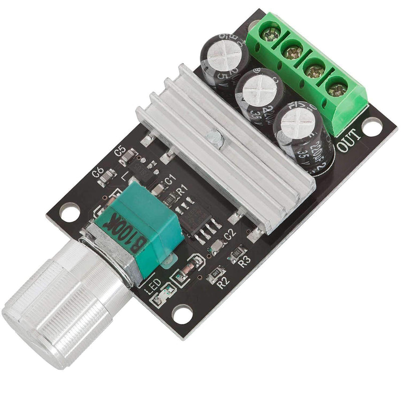 Speed ​​controller PWM module DC motor speed switch for Arduino AZ delivery 1x module