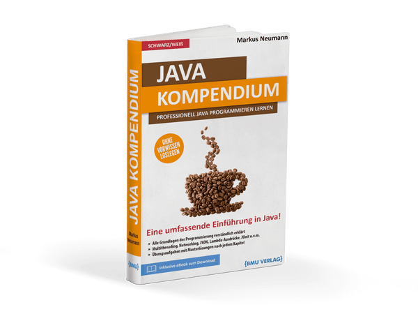 Java compendium: Learn to program professionally Java books Publishing company BMU extract