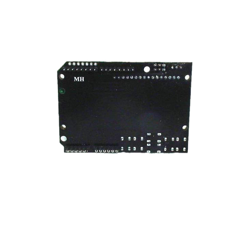 LCD1602 Display Keypad Shield HD44780 1602 Modul mit 2x16 Zeichen für Arduino Display AZ-Delivery
