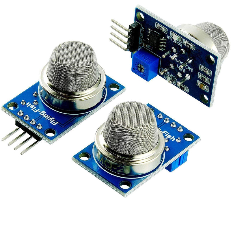 MQ-2 gas sensor smoke sensor air quality module for Arduino