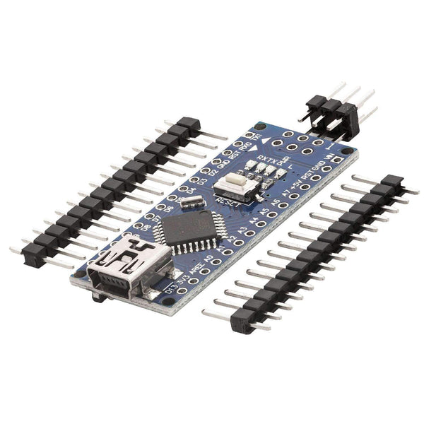 Nano V3.0 with Atmega328 CH340! 100% Arduino compatible with Nano V3 Arduino Compatible AZ-Delivery 1x Nano V3