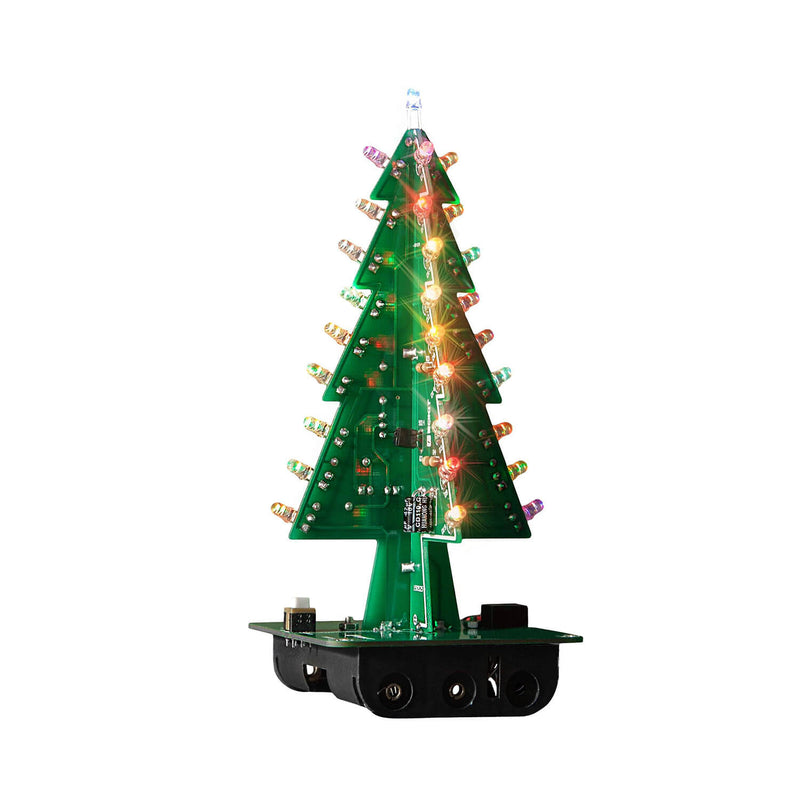 DIY LED Christmas tree kit
