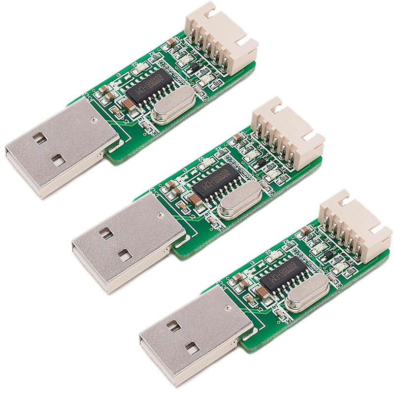 USB to serial adapter with CH340 AZ-Delivery 3x adapter