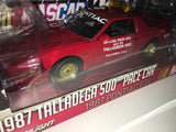 GREENLIGHT 1:18 NASCAR TALLADEGA 500 PACE CAR PONTIAC GTA DIECAST MODEL CAR