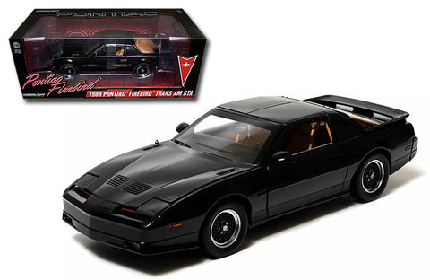 GREENLIGHT 1:18 1989 PONTIAC TRANS/AM CUSTOM LTD DIECAST MODEL CAR