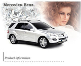 Rastar 1/18 Scale Silver Mercedes Benz ML Class RC Model Car RTR