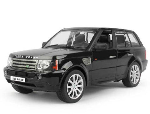 Rastar 1/14 Scale Black Land Rover Range Rover Sport SUV Licensed RC Model Car RTR