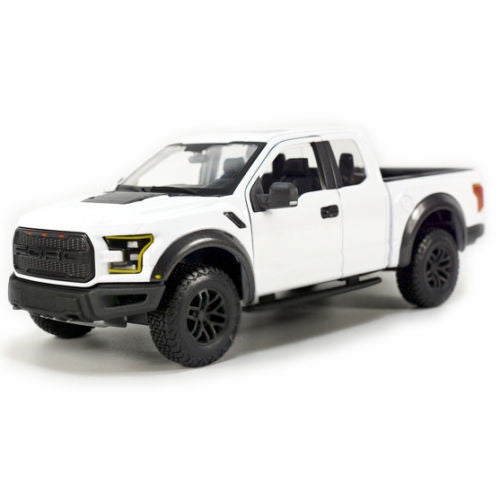 Maisto SE TRUCK 1:24 Scale 2017 Red Ford Raptor Diecast Model Car