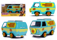 Jada Hollywood Rides 1:32 Scale Scooby-Doo! Mystery Machine Diecast Model