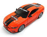 Maisto 1:24 Scale 2015 Orange Ford Mustang Harley Davidson Diecast Model Car