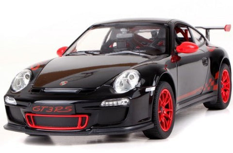 Rastar 1/14 Scale Black Porsche 911 GT3 RS Licensed RC Model Car RTR