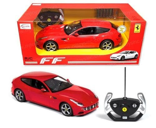 Rastar 1/14 Scale Red Ferrari FF Licensed RC Model Car RTR